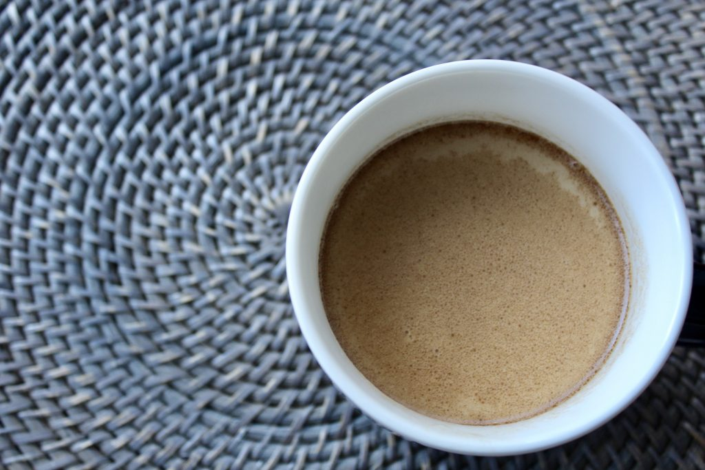 Bulletproof Butter Coffee