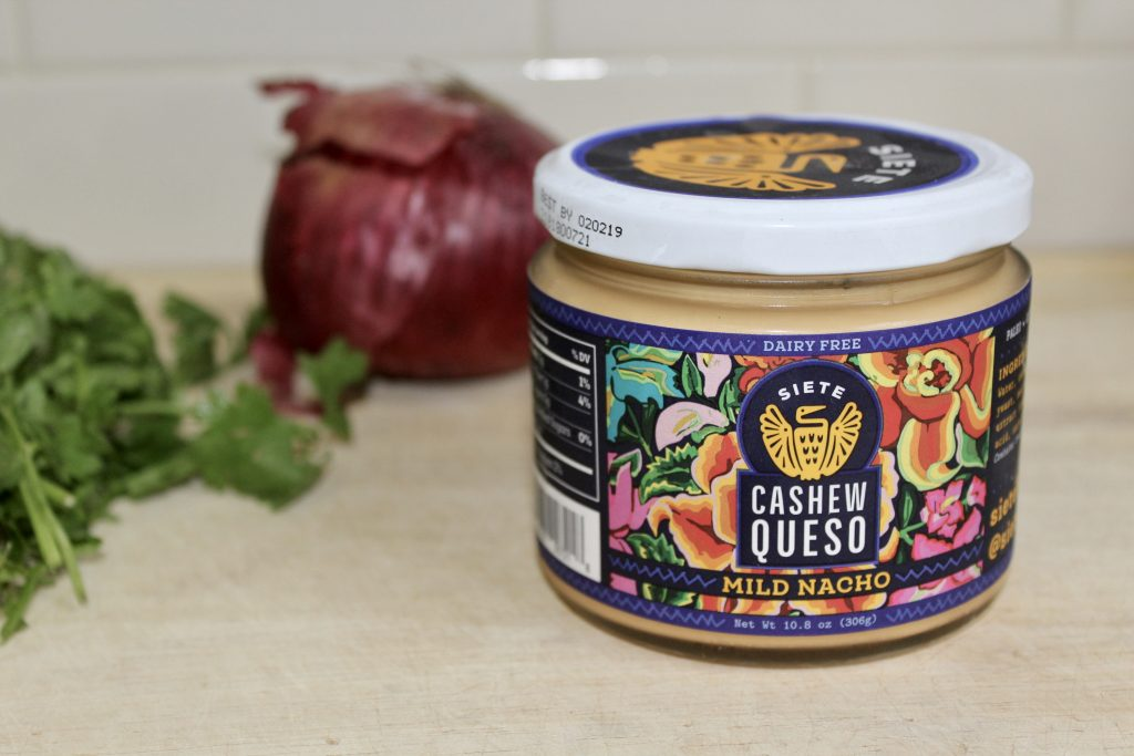 Product Review: Siete's Cashew Queso