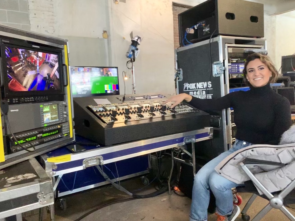 Take Five with Elena Cirillo, TV Video Engineer at Fox News